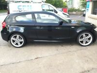 BMW 1 series 2ltr m sport