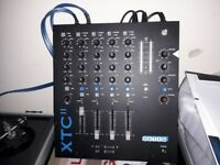Dj mixer DATE QXTC2