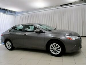 2016 Toyota Camry AT LAST, THE PERFECT CAR FOR YOU!! LE SEDAN w/