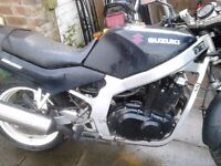suzuki gs500 spares or repair