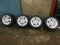 "BMW 16"" Winter tyres/rims 205/55 x 16"