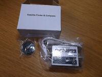Satellite Finder Meter & Compass