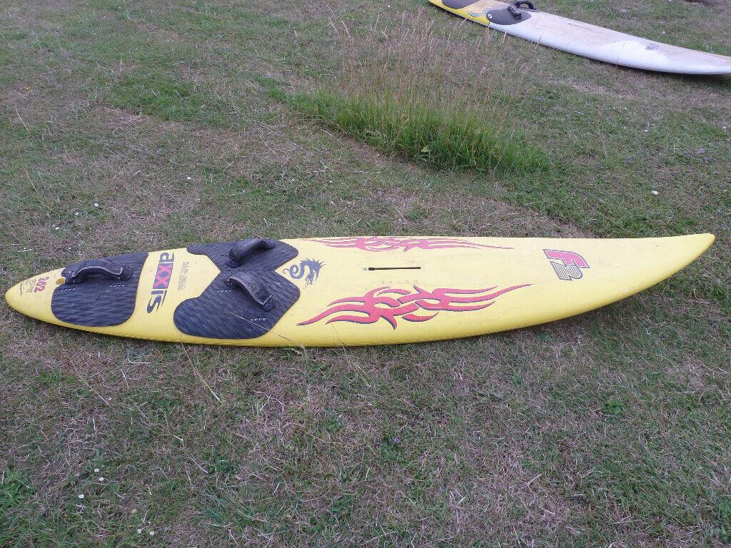 85litre f2 windsurf board