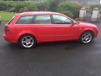 2007 Audi A4 Estate 2.0 TDI