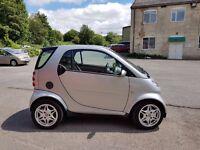 Smart Car Fortwo 0.7 City Passion 3dr