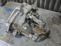 PEUGEOT 206 GEARBOX 1.1/1.4 PETROL FITS YEARS 01/06