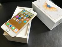 iPhone 6s Gold 32GB, 5 months old