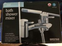 Oval Bath Shower Mixer