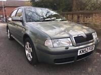 RARE!! Skoda Octavia 1.8 Turbo 4x4 Low Miles. Long Mot. Drives Superb.