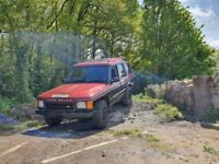 Land Rover, DISCOVERY, Estate, 2000, Manual, 2495 (cc), 5 doors
