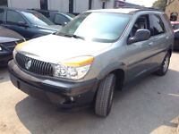 2003 Buick Rendezvous CXL CALL 519 485 6050 CERT AND E TESTED