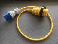 Marino 16A Adaptor cable