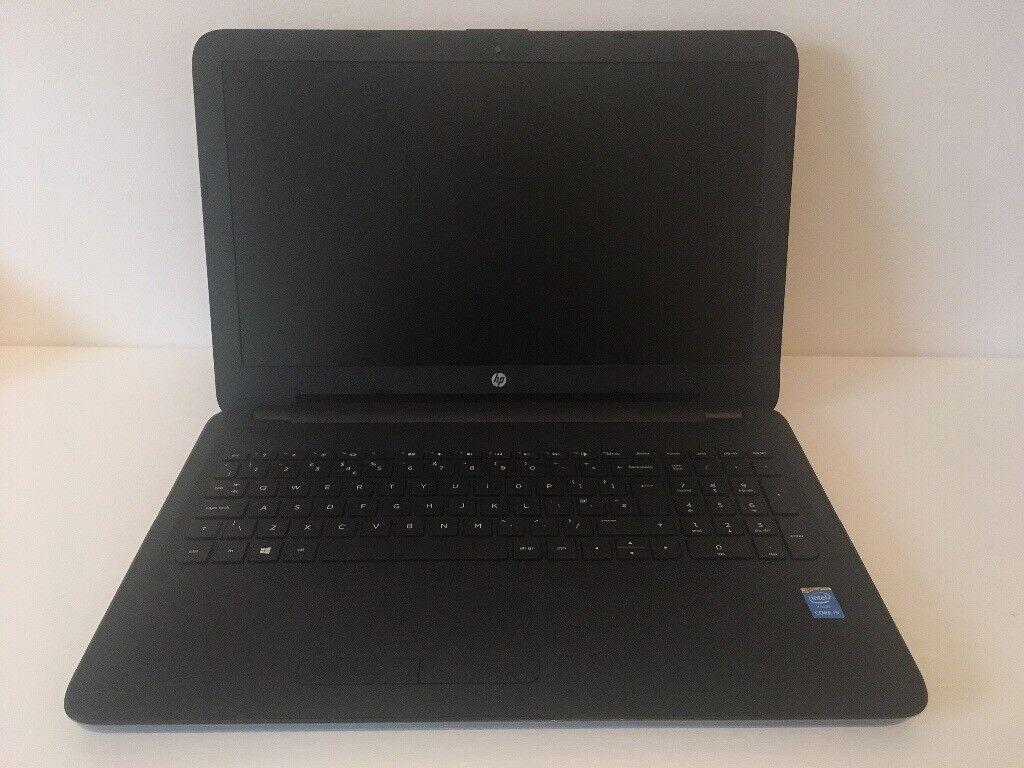 "New 15.6"" HP Work Horse i5 Laptop"