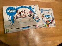 Nintendo Wii with Wii fit and balance board plus others see pics