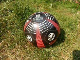 FREE DELIVERY Sondico Size S Football Air Valve RED BLACK Youth