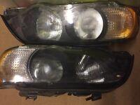 BMW X5 LHD Original Headlights