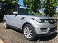 Beautiful 2014 Range Rover Sport hse only 47000 Miles Full Service History huge spec 1 owner