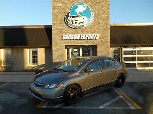 2008 Honda Civic Si! NEW MVI !  FINANCING AVAILABLE!
