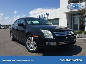 2008 Ford Fusion SEL, AWD, Leather, Moonroof!
