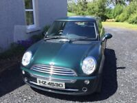 Mini One. 2006. Excellent condition. Full service history.