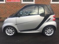 Smart Car Passion 2013 Excellent Condition 29K Milage - Very low
