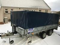 Ifor Williams LM126G trailer