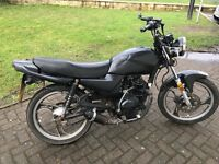Custom 125cc