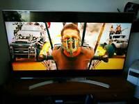 """LG 60"""" Super UHD , 3D, 4K TV + Warranty/Recipt"""