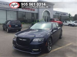 2017 Chrysler 300 S V6 w/Navi, Pano Sunroof, S Appearance Group