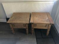 Solid Wood Lamp Tables For Other