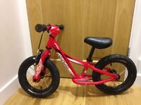 Childs specialised Balance bike