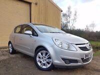 Vauxhall Corsa 1.4 i 16v Design 5dr (a/c) *FSH*3 MONTH'S WARRANTY*VGC*