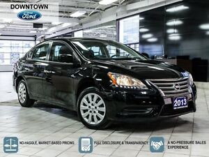 2013 Nissan Sentra S, Blue tooth,  Car Proof Verified