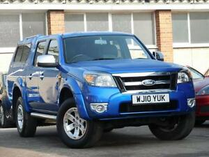 2010 FORD RANGER Pick Up XLT Double Cab 2.5 TDCi 4WD