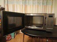 Panasonic 800watts convection Microwave Oven
