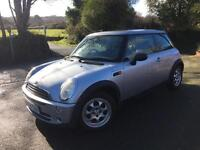 Mini One 1.6 2004 ** Full black leather and recent head gasket**