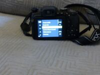 nikon cool pix p610 bridge camera