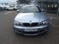 2010 BMW 2.0 116D M SPORT 3d 114 BHP**** GUARANTEED FINANCE **** PART EX WELCOME