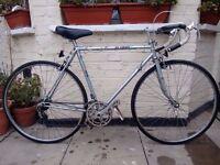 Fast and lightweight vintage Carlton Racer/Road bike xxx