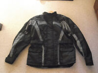 Spartan motorcycle jacket size XL