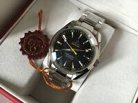 New Swiss Omega Seamaster 007 Guess Automatic Watch