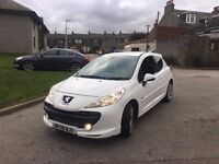 Peugeot 207 1.6THP GTI 2008 **only 40000miles**