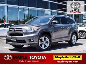 2016 Toyota Highlander LIMITED - NAVIGATION LEATHER PANO ROOF &