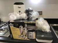 Tommee Tippee express and go starter kit.
