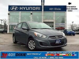 2017 Hyundai Accent SE|BRAND NEW TIRES|HEATED SEATS|BLUETOOTH|