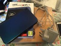 """NEW"" Nintendo 3DS XL Console Perfect Condition"