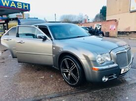 Chrysler 300C : 2008 Private Plate Included