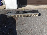 Aco drainage channels x 4