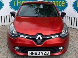 Renault CLIO, 2013, Manual, 1149 (cc) - £45 PER WEEK - CAR IS £6495