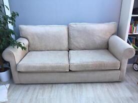 Lovely comfy Laura Ashley sofa